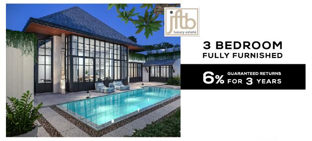 Photo Nouvelles villas de luxe à vendre dans la région de Bang Tao