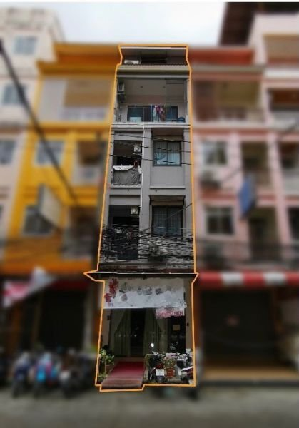 Photo Immeuble de 8 chambres et 1 boutique à vendre au centre de Patong