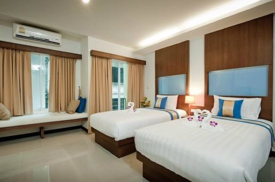 Picture Hotel with 100+ rooms for rent in Patong, Phuket