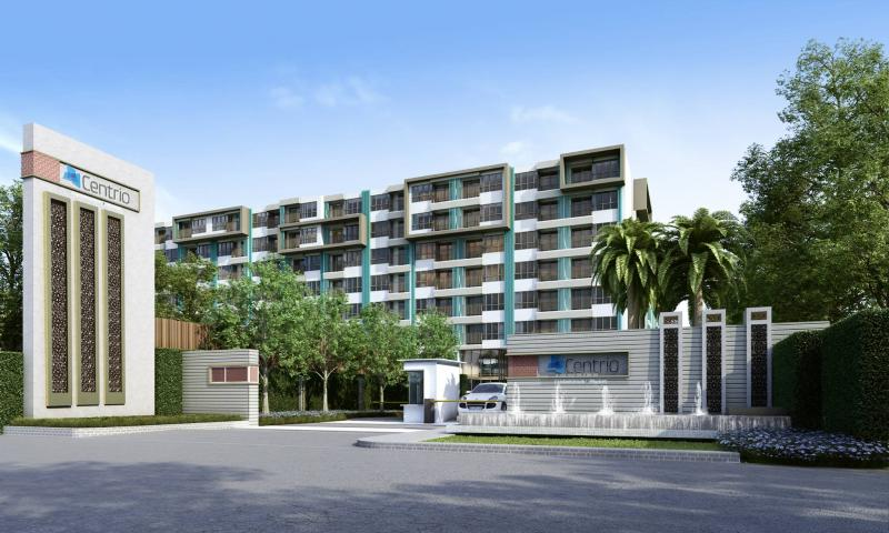 Photo Appartement neuf pas cher à louer à Phuket Town