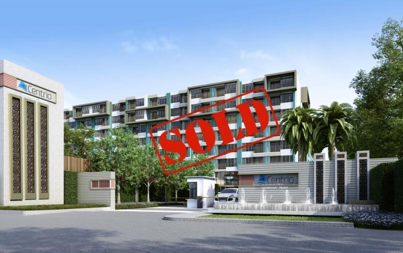 Picture 1 bedroom apartment for sale in Centrio Condominium Phuket Town
