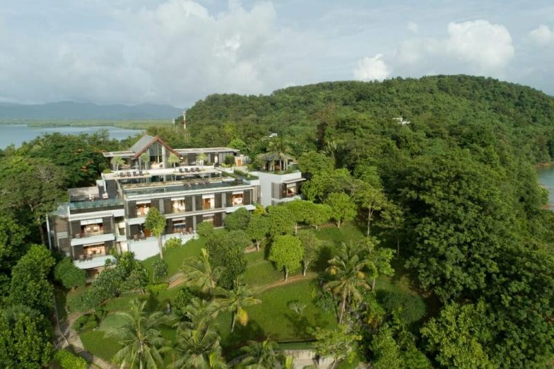 Picture High end luxury 10 bedroom villa for sale in Cape Yamu, Phuket