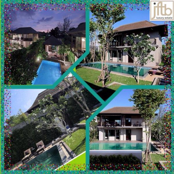 Picture Pool villa for sale in Bang Tao, Phuket
