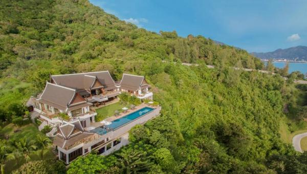Picture  8 bedroom Phuket luxury villa for rent in Kamala, Thailand