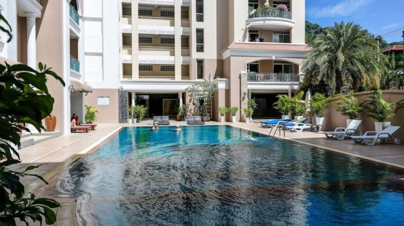 Photo appartement avec 2 chambres a vendre à Patong, achat en toute propriété
