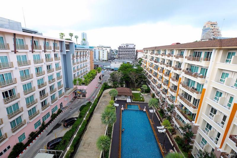 Picture Fully furnished 1 bedroom condo for rent in Patong Beach Top Location
