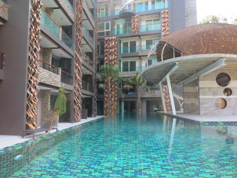Picture 1 bedroom Serviced Patong Studio Apartment for rent