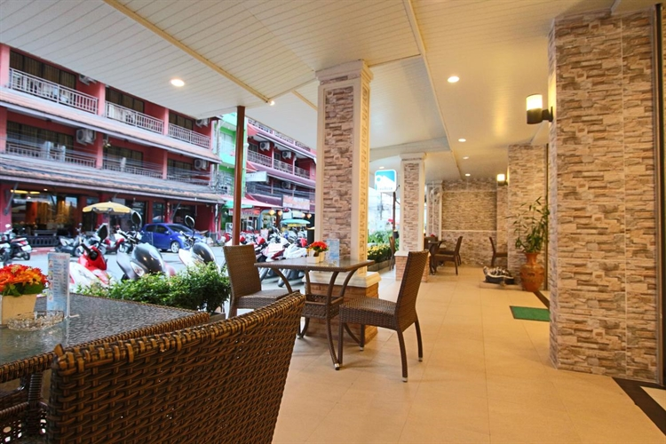 Picture Phuket hotel for lease with 39 rooms in Patong