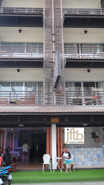 Photo Maison d'hôtes entièrement rénovée de 19 chambres à vendre à Patong, Phuket, Thaïlande