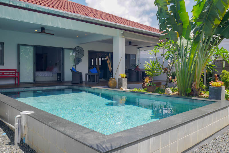 Picture Gorgeous new Pool Villa with 3 bedrooms for Sale in Layan