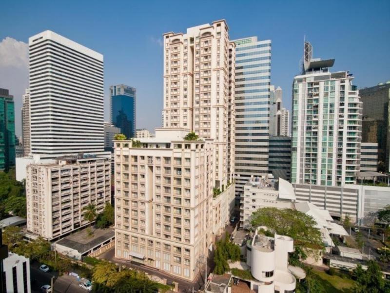 Photo Appartements de luxe à louer au Grand Mercure Bangkok Asoke Residence