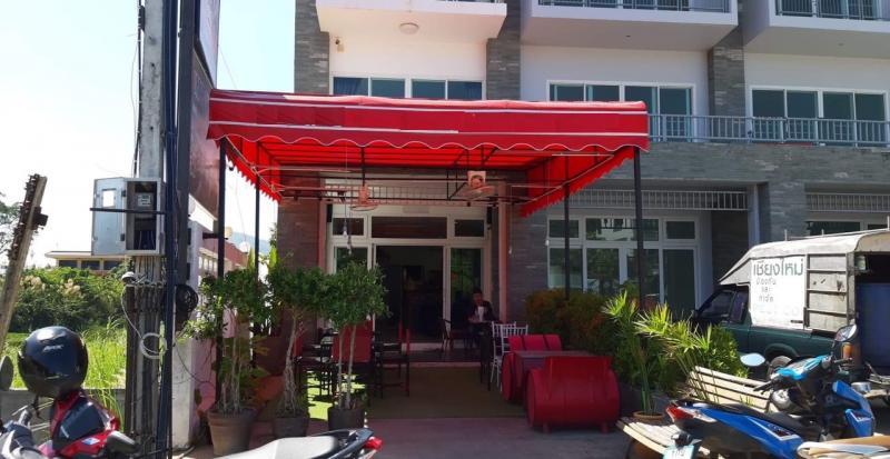 Photo Guesthouse, restaurant et café à louer à Rawai, Phuket