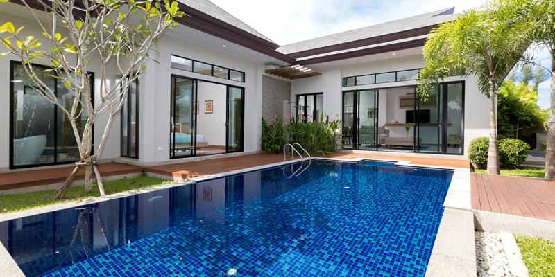 Picture Luxury and contemporary 3 bedroom for sale in Laguna Phuket