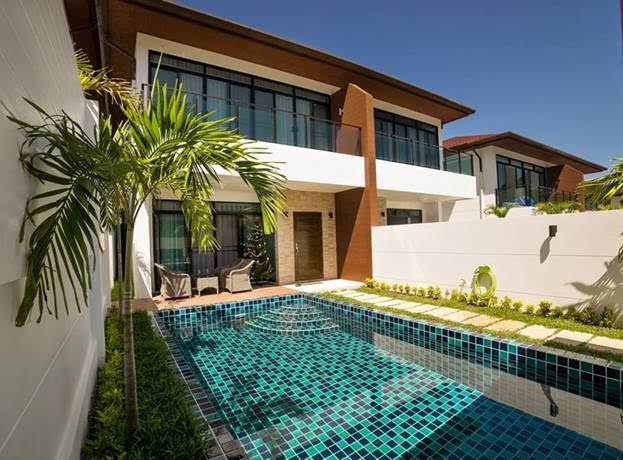 Picture 5 bedroom Pool villa for rent in Kamala, Phuket