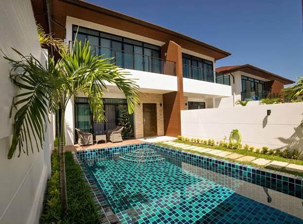 Photo Maison de vacances de 5 chambres à coucher à Kamala, Phuket, Thaïlande