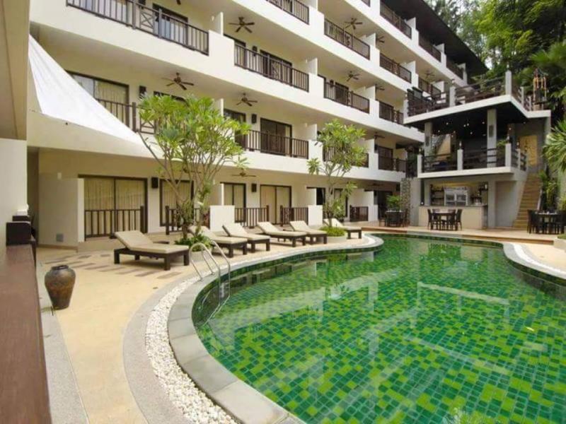 Photo Appartement moderne à louer et à vendre avec un prix cassé à Surin beach, Phuket