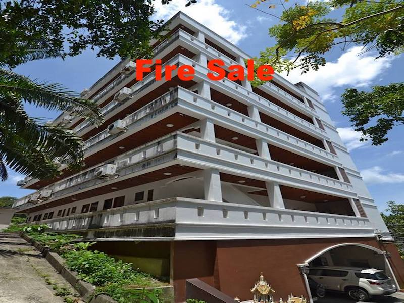 Picture Patong Property Hot Deal with 2 Sea View Condo for Sale