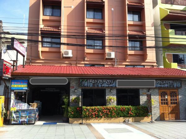 Picture 19 bedroom guesthouse for lease in Patong,Phuket