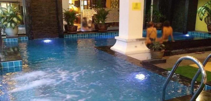 Photo Hôtel avec 60 chambres, piscine et restaurant à louer à Patong