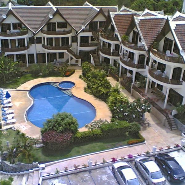 Picture Phuket house for rent in Patong