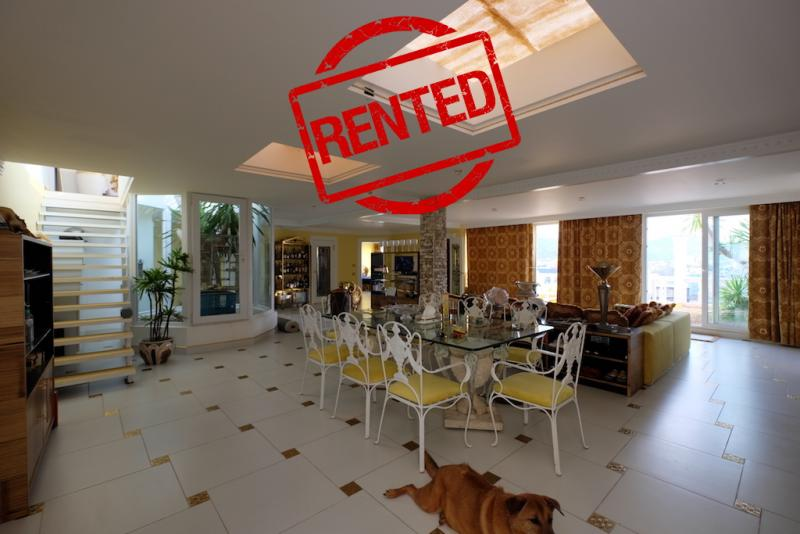 Picture Spacious Sea View Apartment with garden for rent in Patong Beach, Phuket