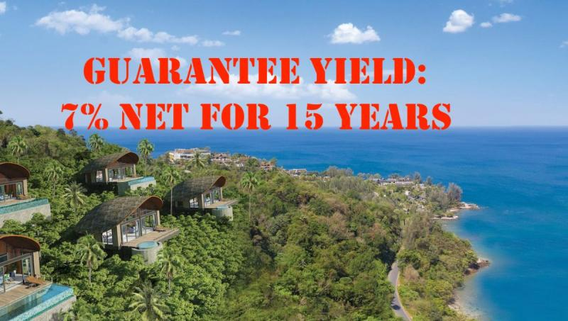 Picture Kamala Bay Ocean View Cottages for Sale Phuket