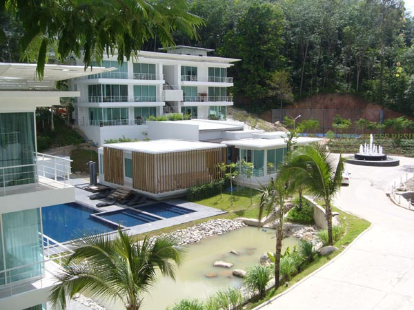 Picture Modern 2 Bedroom condo for sale in Kamala, Phuket