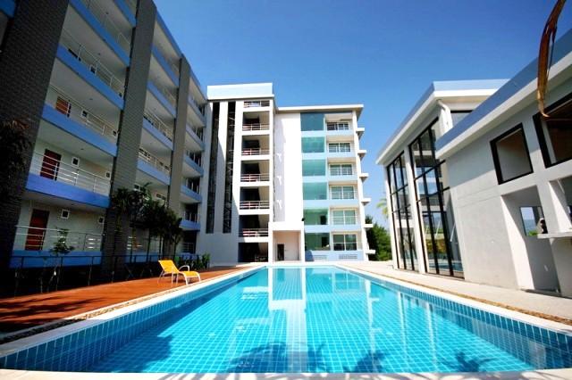 Photo Vente appartement avec 1 chambre en pleine propriété à Kathu, Phuket