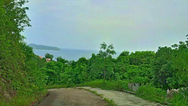 Picture Phuket land for sale in Kamala with sea view - Thailand