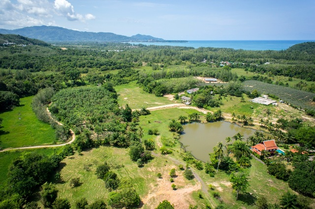 Picture 1600 m2 of land for sale in Layan, Phuket, Thailand