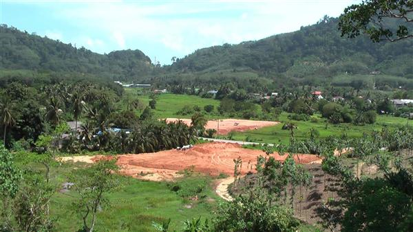 Picture Land for sale in Sa Khu (Phuket) near the beach - Thailand