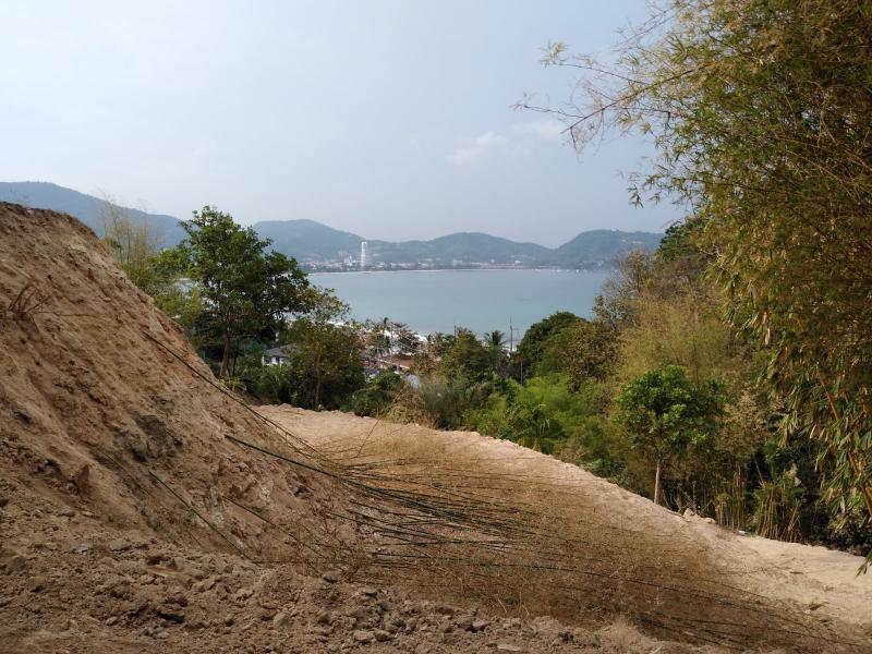 Photo Magnifique terrain à vendre à Kalim (Patong)