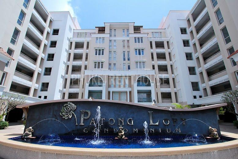 Picture 1 bedroom condo for rent in Phuket near Patong beach