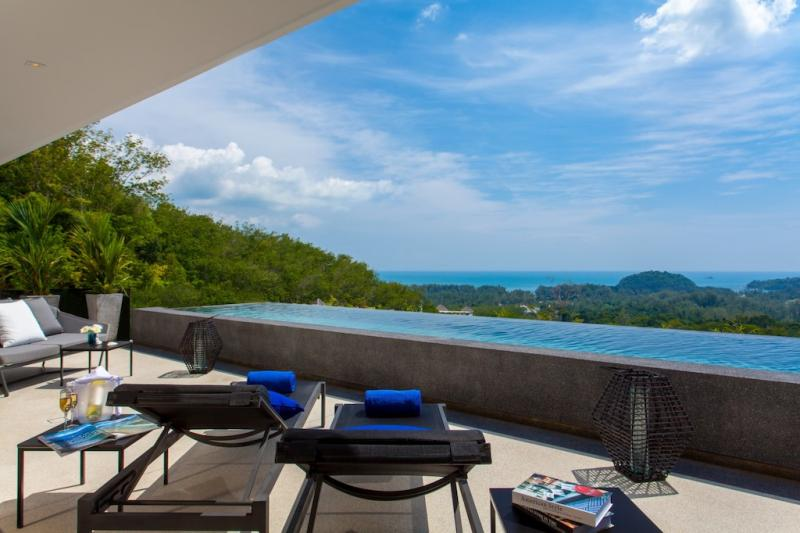 Picture Luxury Sea View Apartments with Private Pool for sale in Layan, Phuket