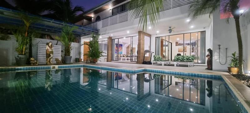 Picture Loch Palm Golf area 4 bedroom pool villa for rent or for sale in Kathu, Phuket