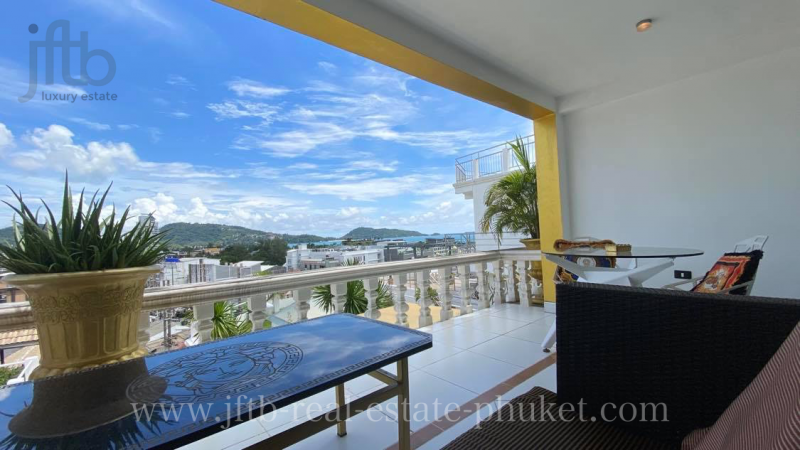 Photo Location appartement avec 1 chambre à Patong Beach, Phuket, Thailande