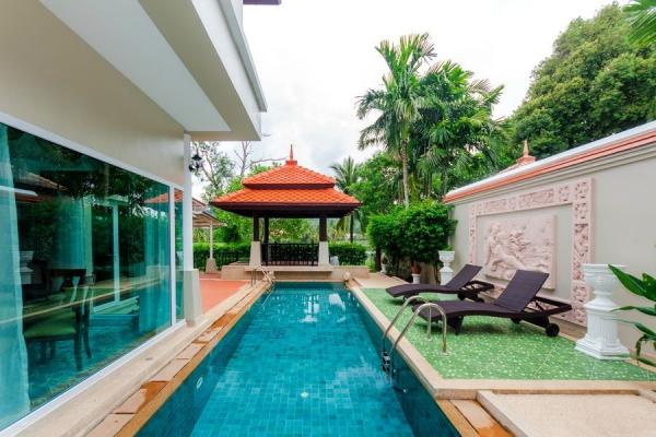 Picture Phuket luxury villa in the most prestigious project of Laguna Village