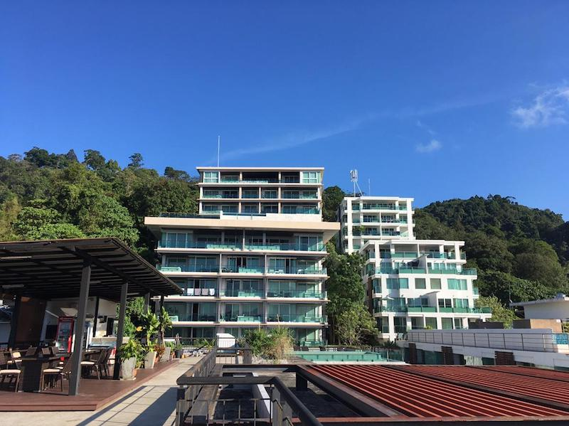 Picture Luxury 1 bedroom condo for rent in Kalim, Phuket