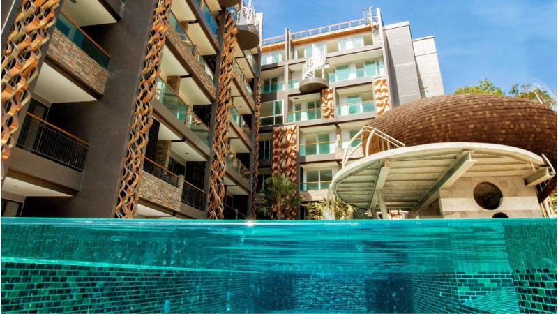 Picture Luxury Patong modern apartment for sale with hotel facilities