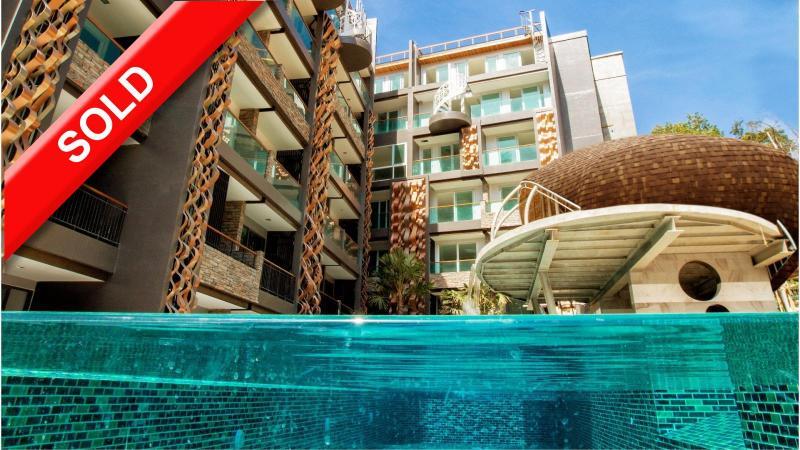 Picture ขายอพาร์ทเม้นท์หรูป่าตอง พร้อมสิ่งอำนวยความสะดวกของโรงแรม modern