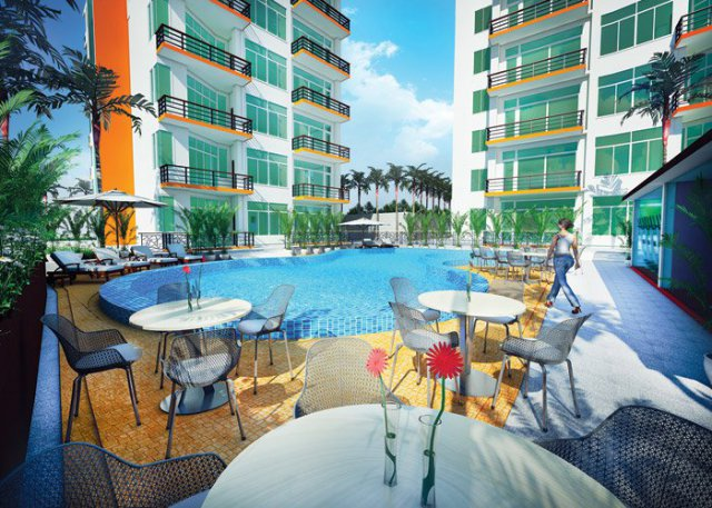 Picture Phuket luxury 2 bedroom apartment for rent in Nai Harn