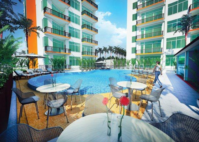 Photo Phuket Appartement de luxe de 2 chambres à louer à Nai Harn