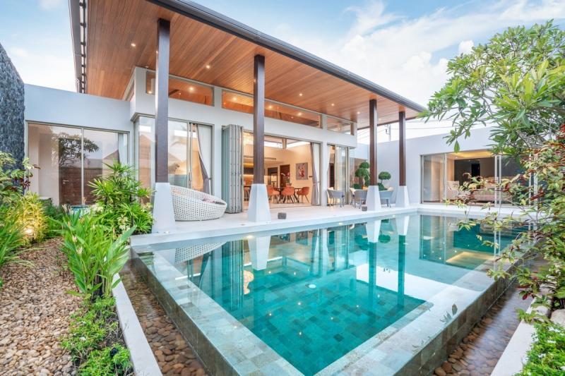 Photo Villa de luxe 3 chambres avec piscine et vue sur le lac à vendre à Layan