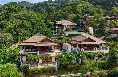 Photo Patong Beach exclusive villa avec vue mer pour des vacances de luxe
