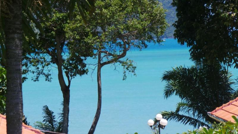 Picture Luxury 4 bedroom sea view villa for sale in Rawai