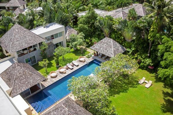 Photo Villa de luxe de 5 chambres à louer à Layan, Phuket