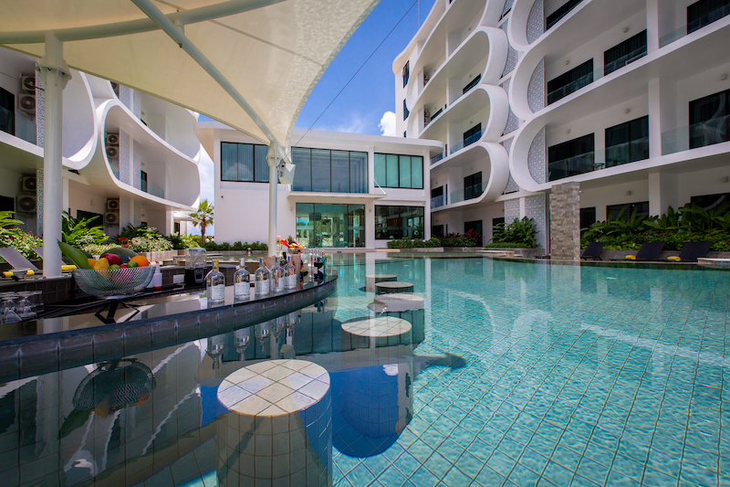 Picture Luxury condos designed for modern living for rent in Nai Harn