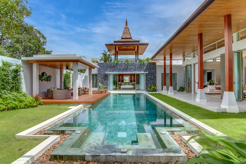 Picture Phuket Luxury and Modern property for sale in Layan