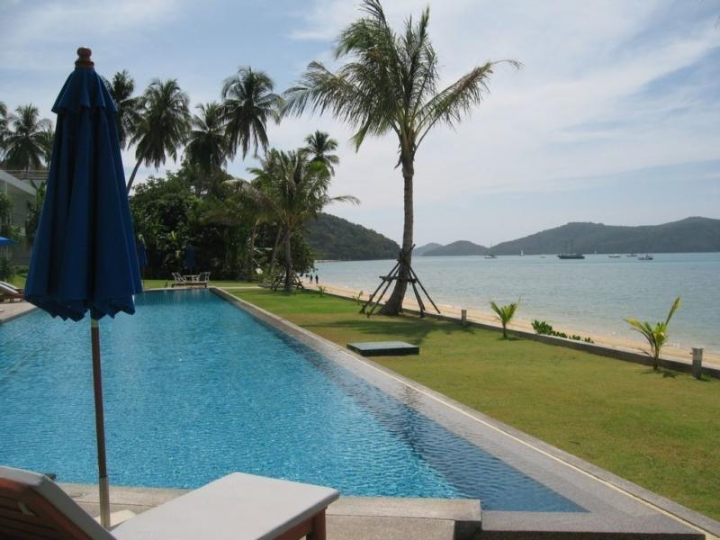 Photo Appartement de luxe en front de mer à vendre à Panwa, Phuket