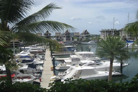 Photo Appartement de luxe à louer dans l'enceinte de la Royale Marina à Phuket